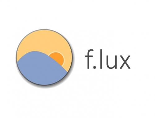 Save your eyes from computer strain using f.lux